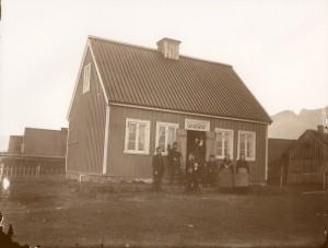 Ljósm.: Sigfús Eymundsson 1886 - Þjms